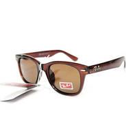 Солнцезащитные очки Рей Бен Wayfarer rb2140 Polarized ( Рей Бен Вейфарер ) с поляризацией , Киев