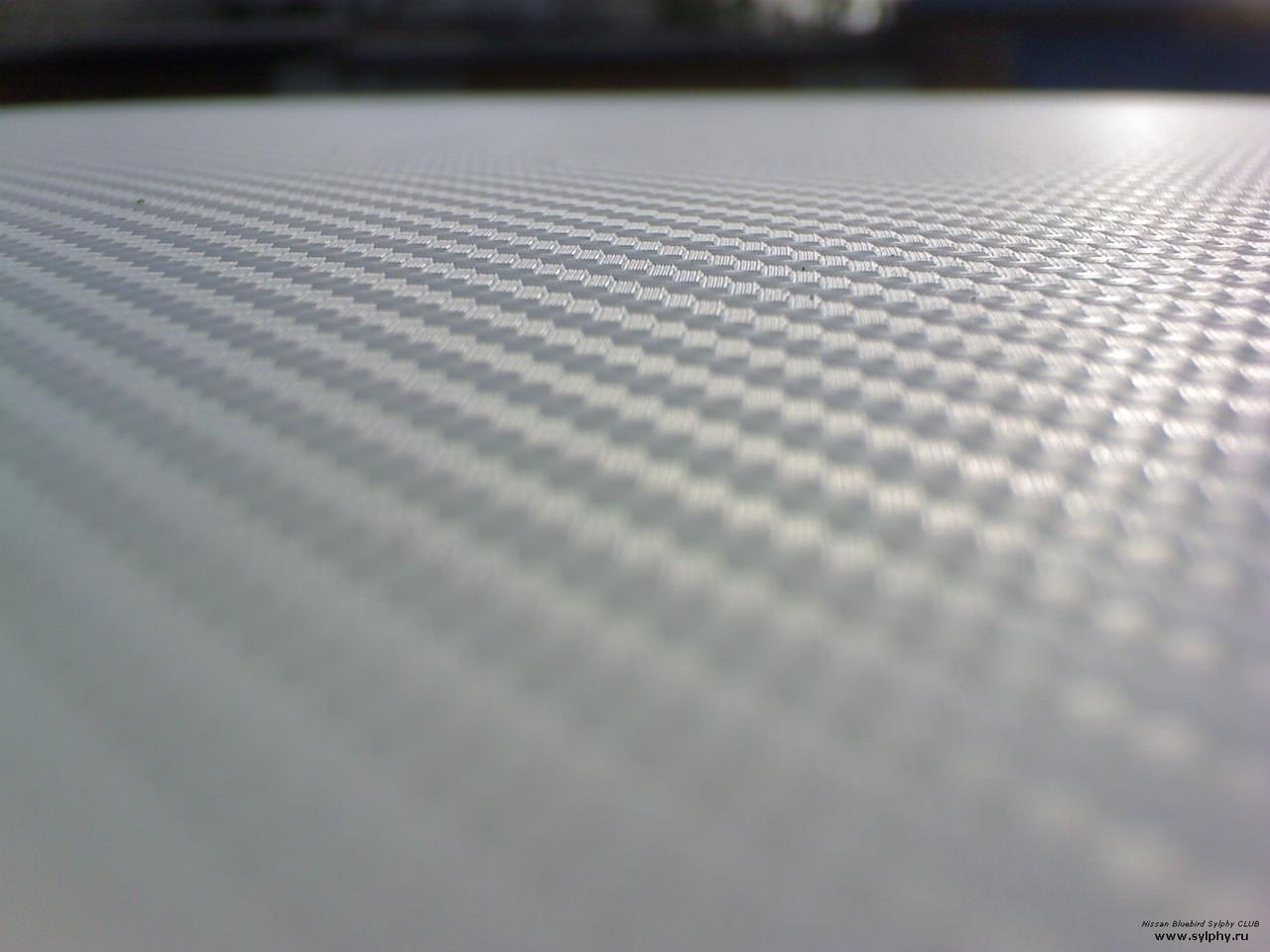 Плівка карбон 3D CF білий з микроканалами 100х152 див.