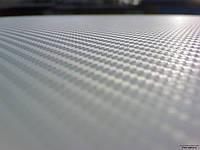 Плівка карбон 3D CF білий з микроканалами 100х152 див., фото 1