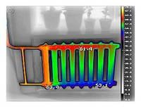 Тепловизионное обследование систем отопления.
