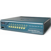Файєрвол Cisco ASA5505-SEC-BUN-K8 1 x RJ-45 console, 1.8 кг, 3 (1 on front, 2 on rear), 445 х 200.4