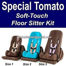 Ортопедичні Сидіння і Спеціальні Коляски для дітей з ДЦП - Special Tomato Soft Touch