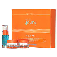 Forever Young Eyes Kit Набор для кожи вокруг глаз (3 препарата)