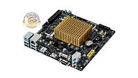 Материнская плата ASUS J1900I-C CPU Celeron J1900 (Dual Core),2xDDR3 SO-DIMM,VGA-HDMI, Com, mITX