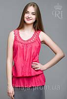 Блуза  яркие цвета отличное качество большие размеры