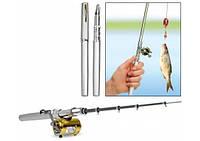 Ручка - удочка Fishing Rod Pen,складная удочка