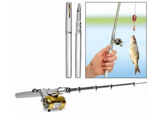 """Ручка - удочка Fishing Rod Pen,складная удочка - Интернет-магазин товаров для всей семьи """" Home-Store"""" в Киеве"""