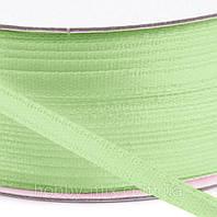 Лента атласная св.зеленый 3 мм
