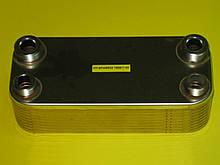 Вторинний теплообмінник (18 пластин) H015004403 (15004403) Hermann Thesi
