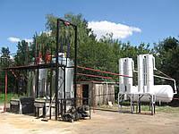 Оборудование для переработки автомобильных шин и прочих резинотехнических изделий (методом пиролиза).