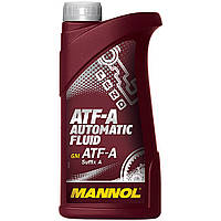 Масло моторное Mannol ATF-A automatic fluid 1л