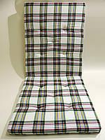 Матрасик на стул (подушка сидушка для стулья, кресла, табурет)