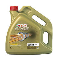 Масло моторное Castrol EDGE 0W40 A3/B4 12X4L