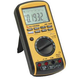 Контрольно-измерительный инструмент - тестеры, мультиметры, вольтметры, амперметры