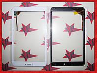Тачскрин Cенсор 8'' HLD-PG802S-R4 GT911 MB806M6 #1_69 White