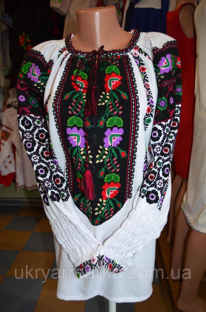 """Вишита блузка """"Краса"""""""
