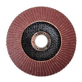 Круг лепестковый торцевой 125x22 K100 (ВТ-0210)