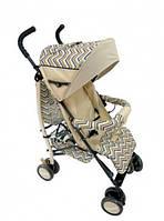 """Детская Прогулочная коляска-трость Babyhit """"Радость"""" с амортизацией, регулировкой, ремнями"""