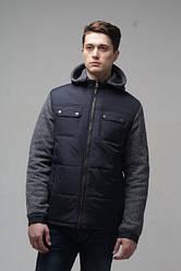 Модная мужская куртка весенняя