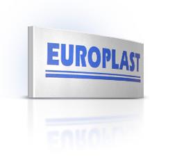 Осьовий вентилятор Europlast