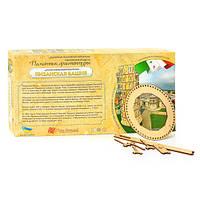 """Деревянная игрушка Пазлы 3D """"Пизанская башня"""""""