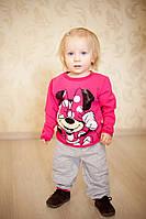 Пижама для девочки Минни Маус 26 размер (80-86)