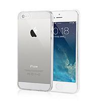 Силиконовый чехол 0.3mm iPhone 6 белый