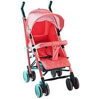 """Детская Прогулочная коляска-трость Babyhit """"Везунчик"""" с амортизацией, антимоскитной сеткой, ремнями"""