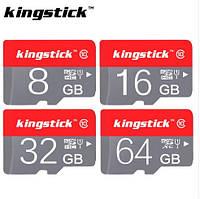 SD card (карта памяти)kingstick на 32 Гб 10 класс