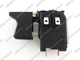 Кнопка аккумуляторного шуруповерта Интерскол, фото 2