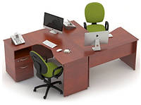 Комплект столов Сенс 7 (2480*1140*750H), фото 1