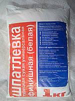 Финишная гипсовая шпаклевка  Saten (Турция) 1 кг