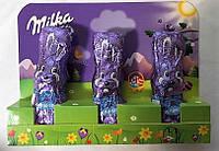 Шоколад Milka набор Шоколадный заяц (3шт) 3*15g