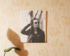 Печать фото на холсте с натяжкой на подрамник