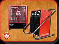 Тепловентилятор Термия - отопление для теплиц, парников, оранжерей.