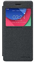Чехол книжка Nillkin Sparkle для Lenovo Vibe Shot Z90 черный