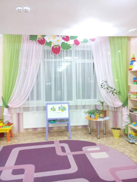 Шторы для Детского сада в Киеве