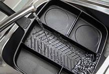 Инновационная Универсальная Антипригарная Сковорода Гриль Magic Pan, фото 2