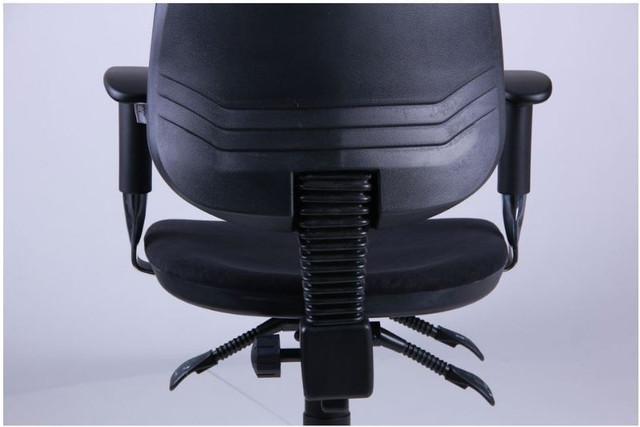 Кресло Бридж Хром Multi Fix, Розана-17 (фото 7)