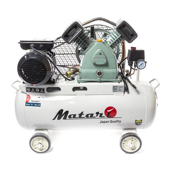 Компрессор Matari M340B22-3 Производительность - 420 л. Объём ресивера - 50 л.