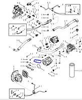 Помпа гідравлічна (Насос гидравл. (85 см3), Mag.310) 87442128