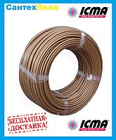 Труба для теплого пола Icma GOLD PEX-A EVOH 16х2 (Италия)