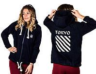 Черная куртка TOKYO 17510 (р. 42-44, 46-48)