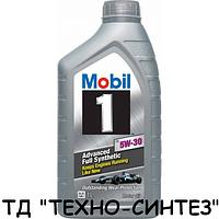 Моторное масло Mobil 15W-30 (1л)