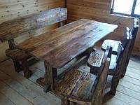 Изготовление и реставрация мебели из натурального дерева Новая Каховка
