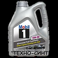 Моторное масло Mobil 1 5W-30 (4л)