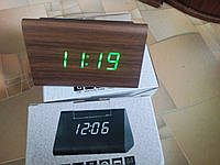 Электронные цифровые треугольные настольные часы