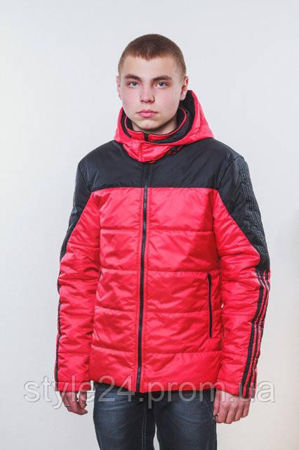 Чоловіча весняна куртка на синтепоні.Розміри 44-60