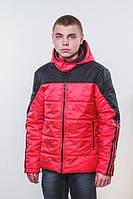 Чоловіча весняна куртка на синтепоні.Розміри 44-60, фото 1