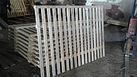 Штакетник деревянный, забор , фото 1